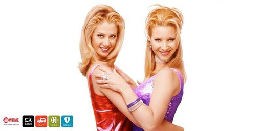 Eat|See|Hear Outdoor Movie: Romy and Michele's High School Reunion