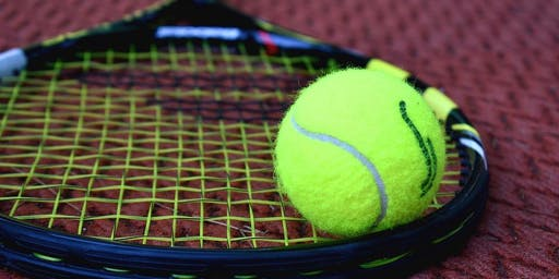 Tennis Lessons - Summer 2019 (Ages 12 plus)