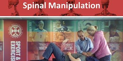 Spinal Manipulation