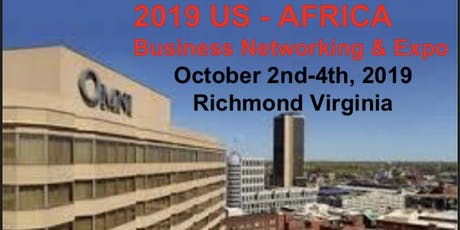 2019 U.S-AFRICA BUSINESS NETWORKING AND EXPO tickets