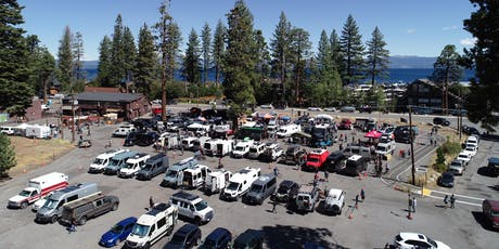 Adventure Van Expo Mt Hood July 19-21: Camping Pass tickets