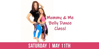 MOMMY & ME BELLY DANCE CLASS