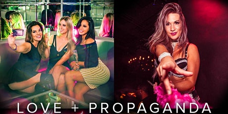 A Night at Love+Propaganda: best top 40 dance club in SF tickets