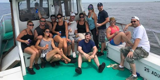 AJ Cafe 2nd Annual Fishing Trip