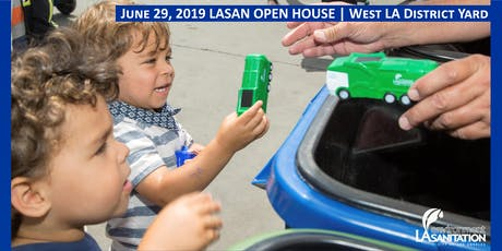 6/29/19 LA Sanitation & Environment Open House - West LA tickets