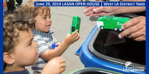 6/29/19 LA Sanitation & Environment Open House - West LA