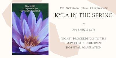 Kyla Art Show