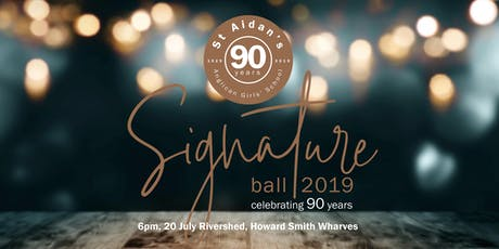 Signature Ball tickets