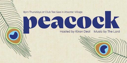 Peacock Comedy at Club TeeGee