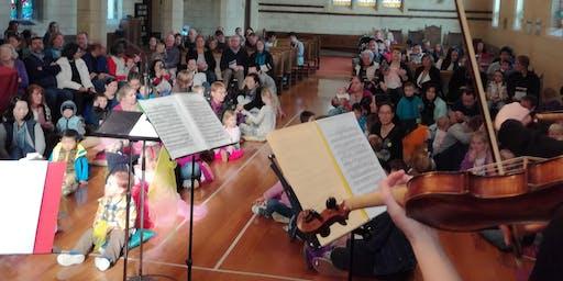 Baby Baroque Free Kids' Concert! - Remuera