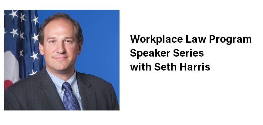 UNLV Workplace Law Program Speaker Series wit