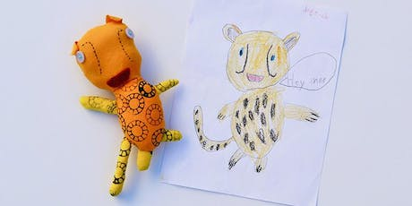Creature Feature - summer upcycle arts camp at Ragfinery tickets