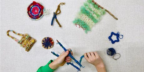 Wonder Wool - summer upcycle arts camp at Ragfinery tickets