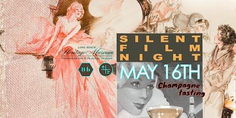 Silent Film Series tickets