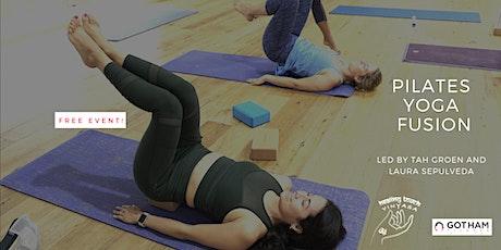 Pilates Yoga Fusion tickets