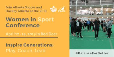 2019 Women in Sport Conference