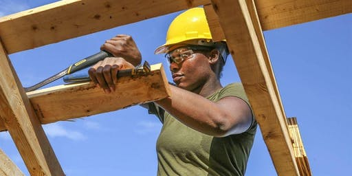 Team Lioness: Hiring & Networking Luncheon for Women Veterans - NonTradional Jobs (Construction)
