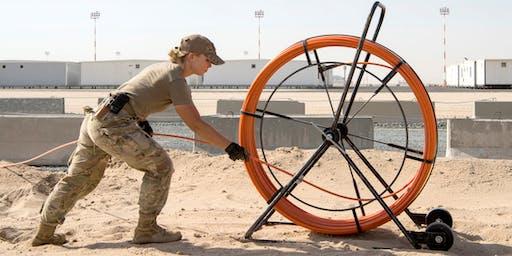 Team Lioness: Hiring & Networking Luncheon for Women Veterans - Communications/Telecommunications