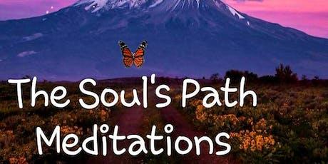 The Soul's Path Meditation entradas
