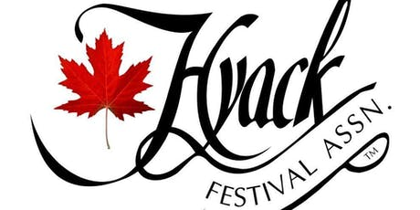 Hyack Festival Association 2020 Membership tickets