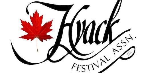 Hyack Festival Association 2019 Membership