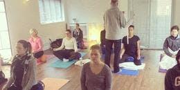 Yoga & Sound Meditation - with Amanda Riley & John Hofton
