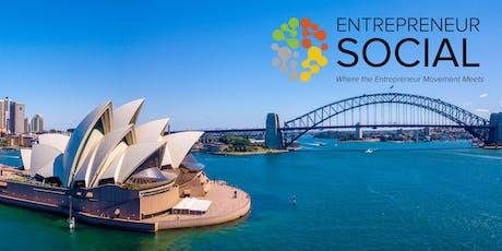 Entrepreneur Social Sydney tickets