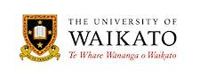 The University of Waikato logo