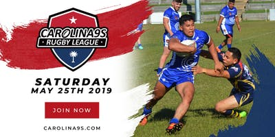 Carolina Rugby League 9s Tournament