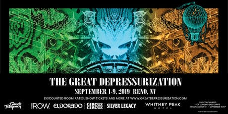 The Great Depressurization Multi-Pass  tickets