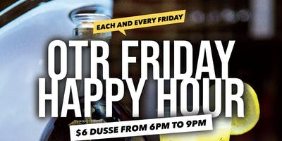 90's Hip Hop and R&B Happy Hour on Friday's - Sponsored by Dusse