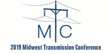 Midwest Transmission Conference Vendor Registration tickets