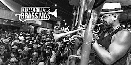 Etienne & Friends Brass Mas 2020 tickets