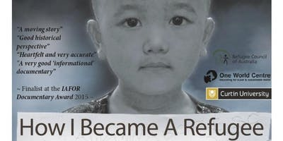 Film Screening of How I Became A Refugee for PEAC South Students