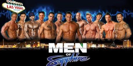 Men of Sapphire Thursdays-Sunday $200 Effin Vokda tickets