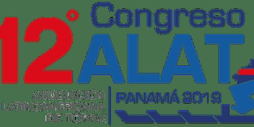 12 Congreso de la Asociación Latinoamericana de Torax, ALAT Panama 2019