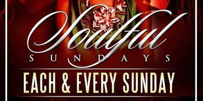 "Soulful Sundays Charlotte ""LADIES ONLY"" EARLY BIRD"