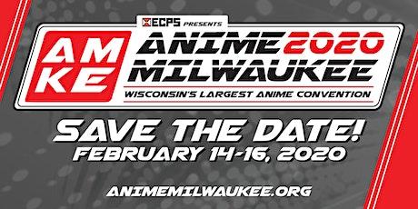 Anime Milwaukee 2020 tickets