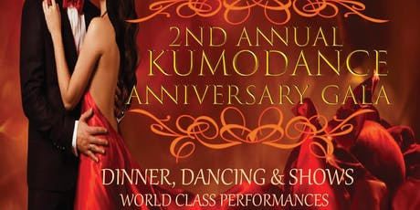 Kumodance Gala tickets
