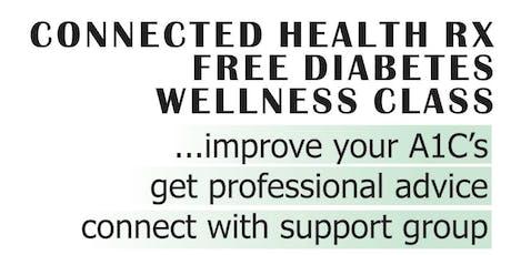 Diabetes wellness class tickets