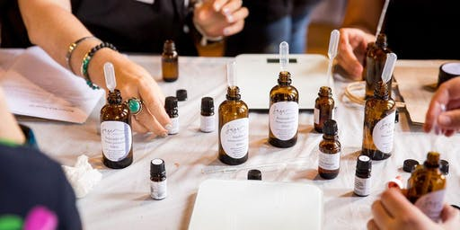 Sustainable Living: Essential Oil Blending
