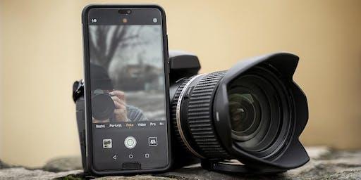 Workshop – Handy Fotografie - Mehr als nur Schnappschüsse