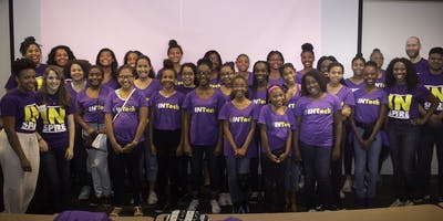 INTech Summer Camp for Girls - Charlotte