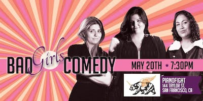 Bad Girls Comedy
