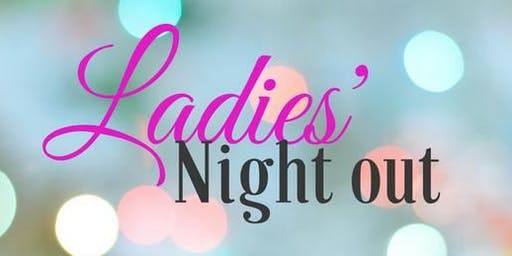 Ladies Night Out at The Arab American Center- Houston