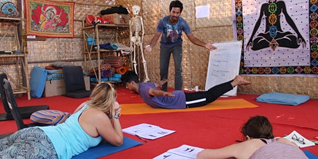 200 Hour Yoga Teacher Training Goa India tickets