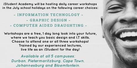 Cape Town Winter School Workshop- Graphic Design  tickets