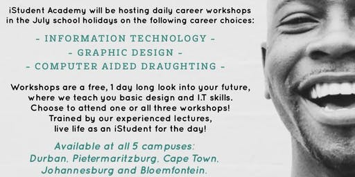 Cape Town Winter School Workshop- Graphic Design
