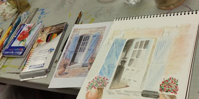 FREE ADULT DRAWING CLASS AT THE CLIFFSIDE PARK LIB