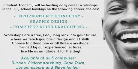 Cape Town Winter School Workshop- CAD tickets